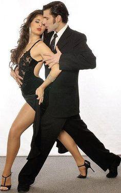 Menina dançar tango 38265